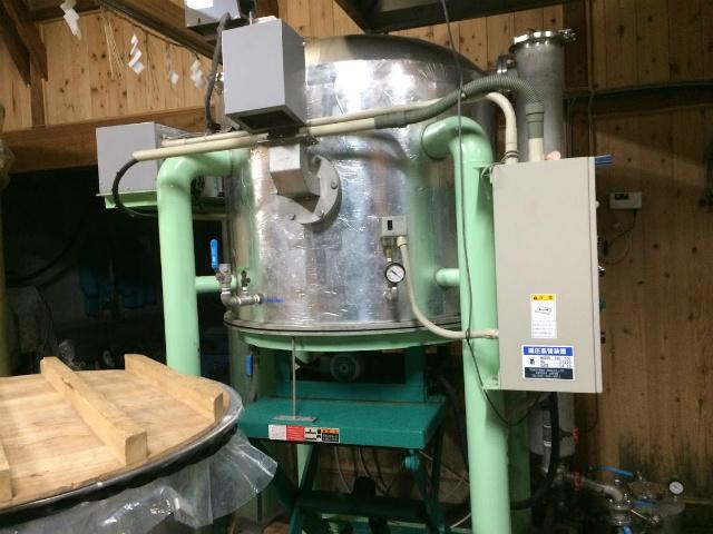減圧蒸留装置
