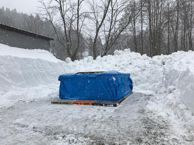 鮎正宗酒造 雪中貯蔵