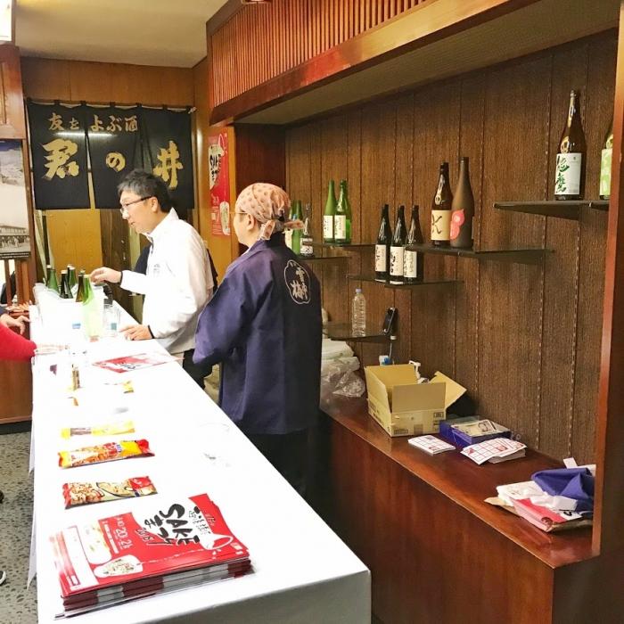 10/12角打ち@君の井高田支店