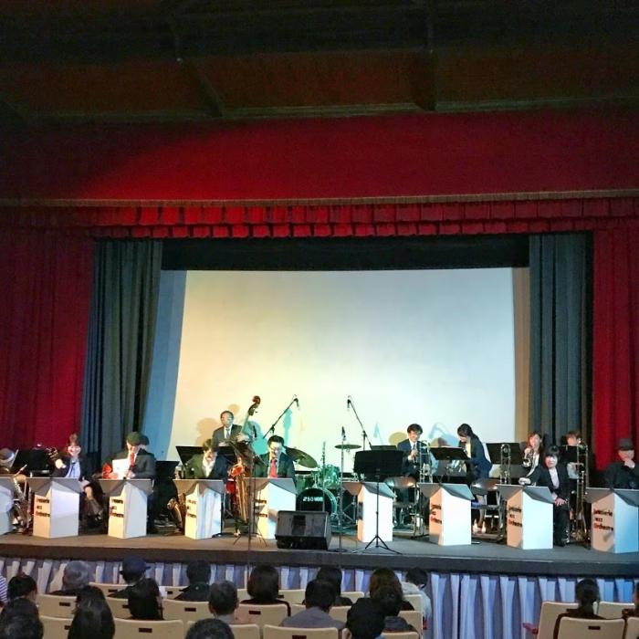 Brasserie Jazz Orchestra 2018.11.3 高田世界館