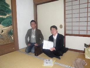 代表者会議野田・伊藤