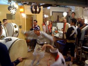 『高円寺 苔作のやっこ踊り』