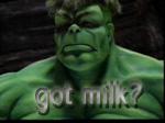 牛乳のめよー