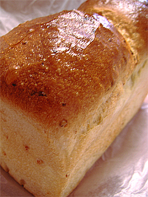 ロゼブルの玄米パン