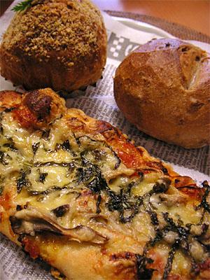 ロゼブルのパン