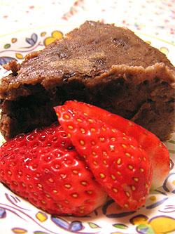 きなこケーキ