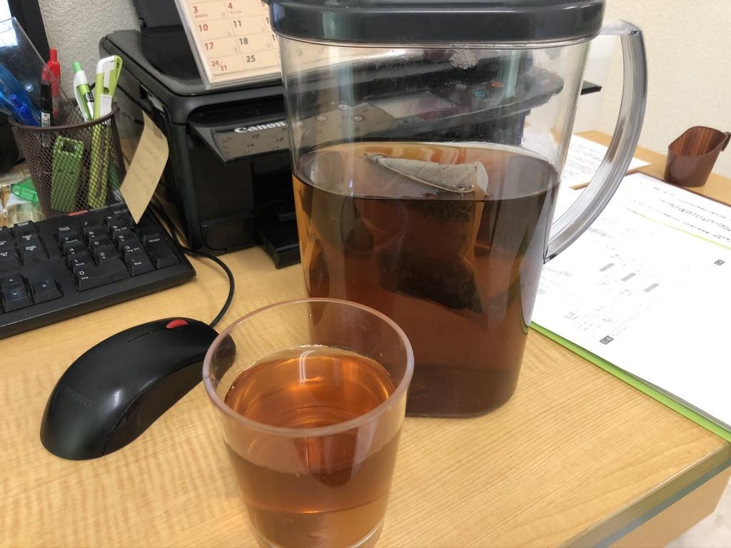 麦茶 効能