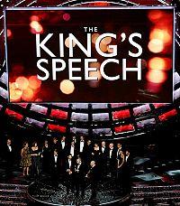 第83回アカデミー賞作品賞「英国王のスピーチ」