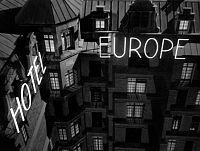 海外特派員 HOTEL EUROPA