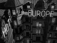 海外特派員 HOT EUROPA