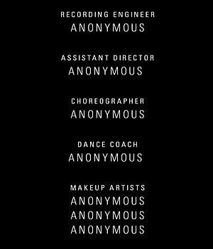 アクト・オブ・キリング anonymous