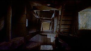 ヒッチコック めまい らせん階段