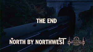 北北西に進路を取れ THE END