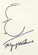 ヒッチコック サイン