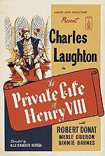 ヘンリー八世の私生活(1933)
