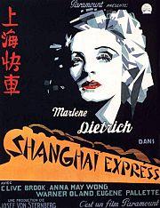 上海特急(1932)
