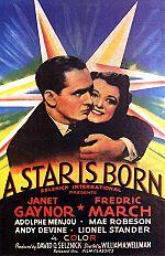 スタア誕生(1937)