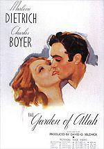 沙漠の花園(1936)