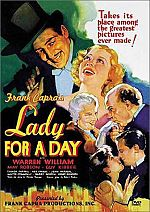 一日だけの淑女(1933)