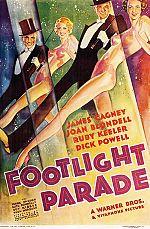 フットライト・パレード(1933)