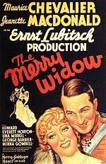 メリィ・ウィドウ(1934)