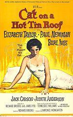 熱いトタン屋根の猫(1958)