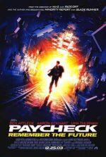 ペイチェック 消された記憶(2003)