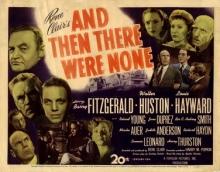 そして誰もいなくなった(1945)