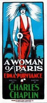 巴里の女性(1923)