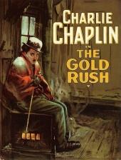 チャップリンの黄金狂時代(1925)