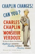 チャップリンの殺人狂時代(1947)