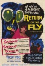 蝿男の逆襲(1959)