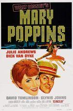 メリー・ポピンズ(1964)