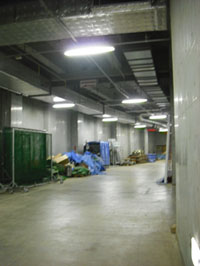 札幌ドームの舞台裏