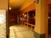 鉄輪バスセンター・石畳使用の発着