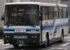 日田バスの西工S型ボディ・ニューエアロバス(元九州急行)