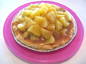 低カロリー簡単アップルパイ
