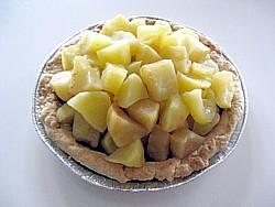 低カロリー簡単アップルパイ10