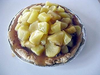 低カロリー簡単アップルパイ11