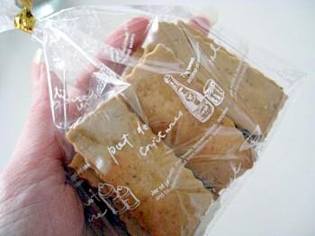 ハチミツクッキー4