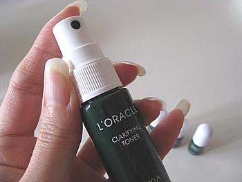 化粧水 オラクル