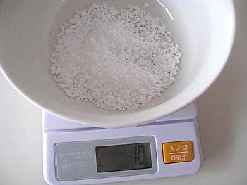 ミョウバン水7