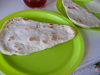 薄力粉のパン14