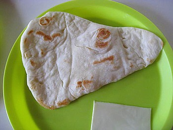 薄力粉のパン15