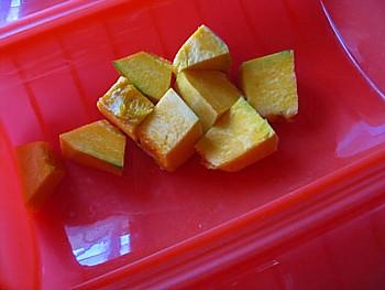 手作りクルミ南瓜アイス2