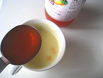 酵素美人を使って豆乳ブラマンジェ7