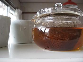 手作りニンジン茶10