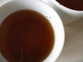 手作りニンジン茶13