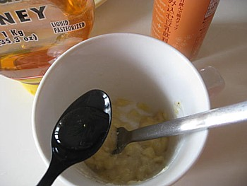 しみ込む豆乳レシピ4