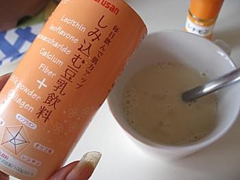 しみ込む豆乳レシピ5